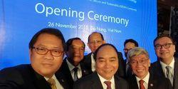 Menkominfo Ajak ASEAN Bersatu Hadapi Google dan Facebook
