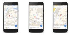 Google Maps Kini Bisa Cari Jalan di Dalam Gedung