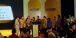 Jokowi Resmikan 4G LTE Tahap Dua di Indonesia