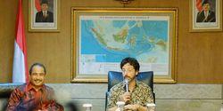 Ke Indonesia, Pendiri Google Bertemu Dua Menteri