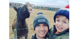 Berkat Kuda tak Diundang, Foto Selfie Dihadiahi Rp 39 Juta